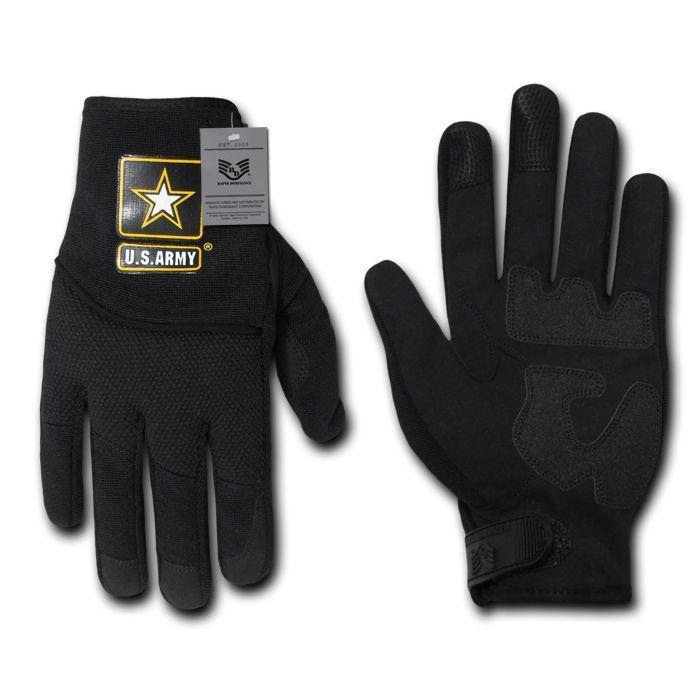 Light Duty Work US Army Star Tactical Hunting Military Gloves