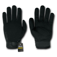 Lightweight Tactical Military Combat Patrol Black Gloves