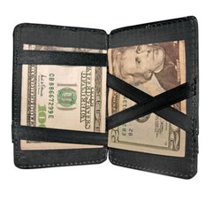 Magic Wallet With Outside Pockets Credit Cards Holder
