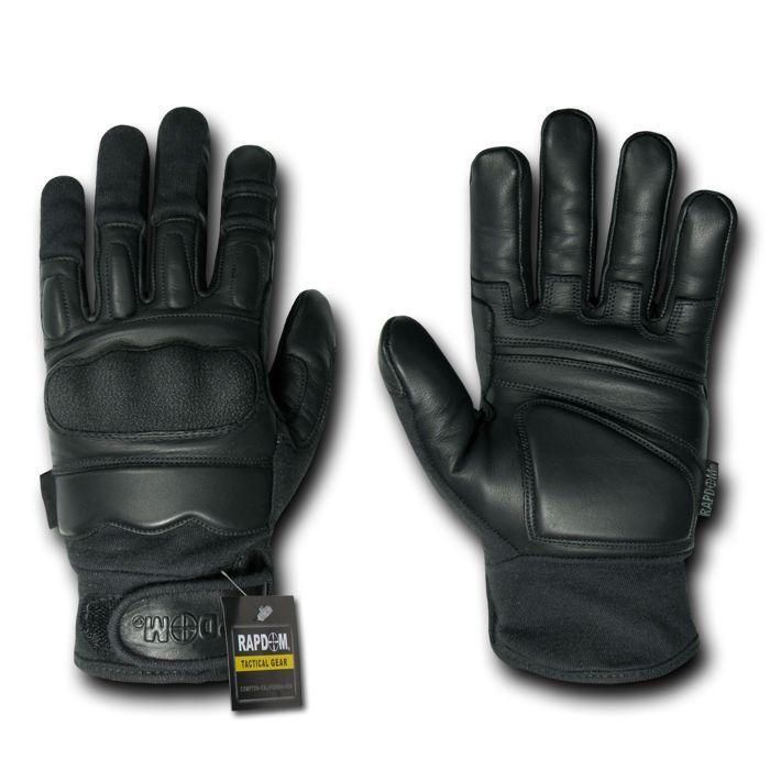 Military Attacker Gloves Made With Kevlar Level 5 Cqb Tactical Hatch