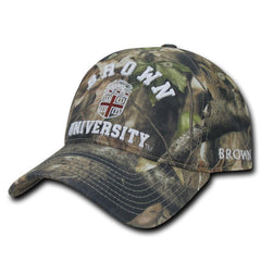 NCAA Brown Bears University Relaxed Hybricam Camouflage Camo Caps Hats Gbr