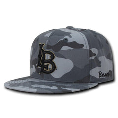 NCAA Csulb Csu Long Beach State 49Ers California State Camouflage Caps Hats
