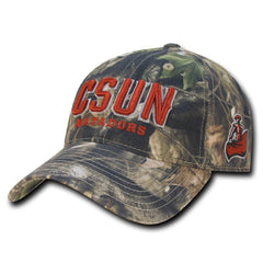 NCAA Csun Cal State Northridge University Matadors Relaxed Hybricam Caps Hats
