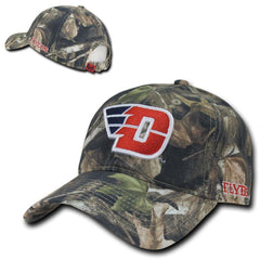 NCAA Dayton University Flyers Relaxed Hybricam Camouflage Camo Caps Hats Gbr