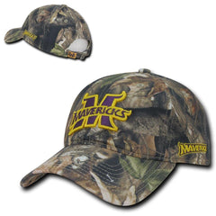 NCAA Mankato Minnesota State University Mavericks Relaxed Hybricam Caps Hats