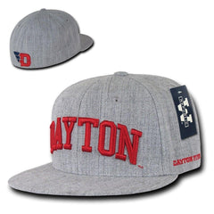 NCAA University Of Dayton Flyers Game Day Fitted Caps Hats