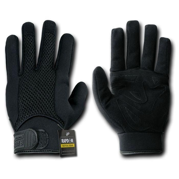 Neoprene Breathable Tactical Military Combat Patrol Gloves