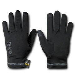 Nylon Liners Breathable Winter Tactical Patrol Military Black Gloves