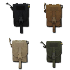 RAPDOM Molle Panel Utility Pouch Cover Weather Survival Kit Outdoor Hiking