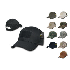 Rapid Dom 6 Panel Patch Hats Caps Cotton Military Tactical Structured Operator