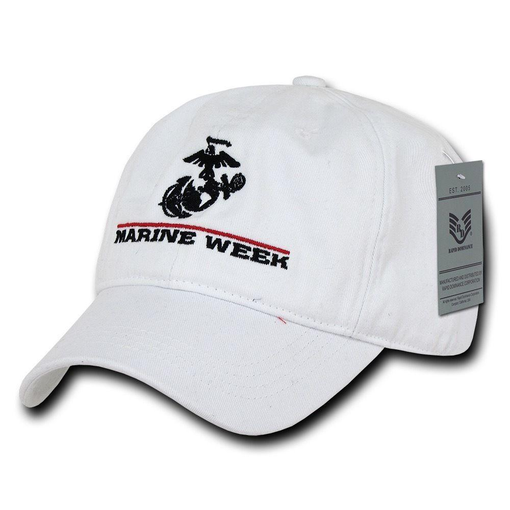 Rapid Dominance Special Event Marine Corps 6 Panel Cotton Caps Hats