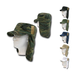 Rapid Dominance Foreign Legion Flap Flat Top Cotton Military Bdu Fishing Boat Caps Hats