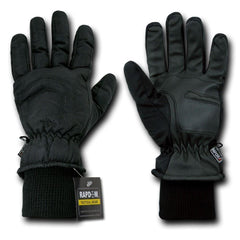 Super Dry Winter Tactical Patrol Army Military Black Gloves