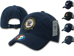 The Lieutenant US Military Air Force Army Cg Marines Navy Cotton Polo Hats Caps