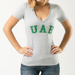 Uab University Of Alabama At Birmingham NCAA Game Day Womens Tee T-Shirt