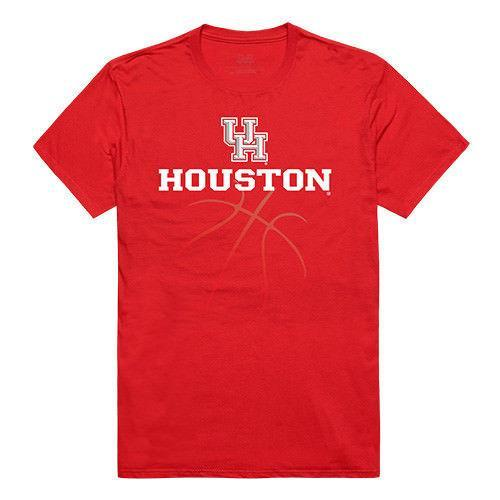 University Of Houston Cougars NCAA Basketball Tee T-Shirt