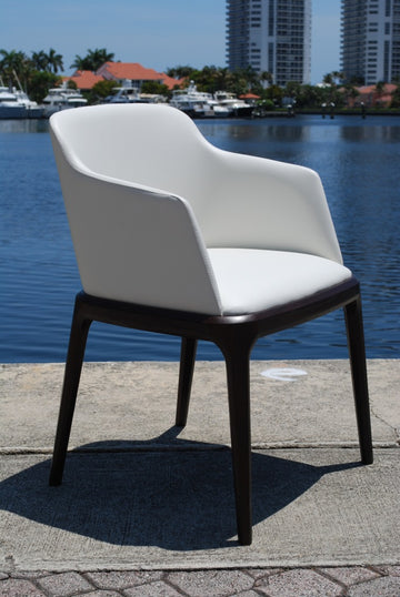 Zegna Dining Armchair - Conceptus Collection