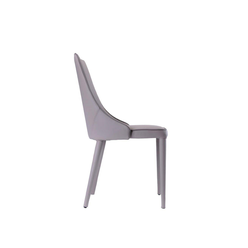 Donata Leather Dining Chair