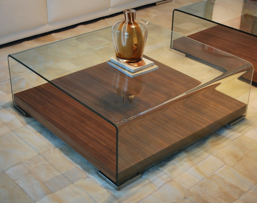 Lema Square Coffee Table - Conceptus Collection