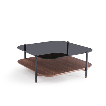 Lewis Square Coffee Table - Conceptus Collection
