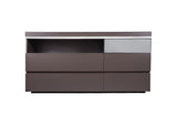 Nuvola cabinet Dark Grey