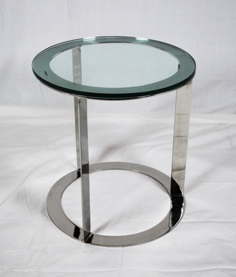 Zero Round Side Table