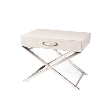 Cross Side Table
