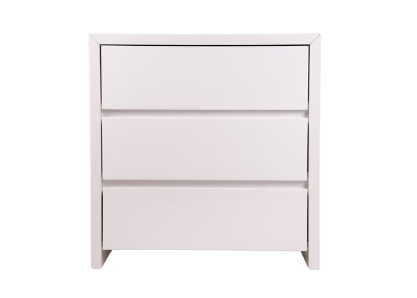 Bella White nightstand