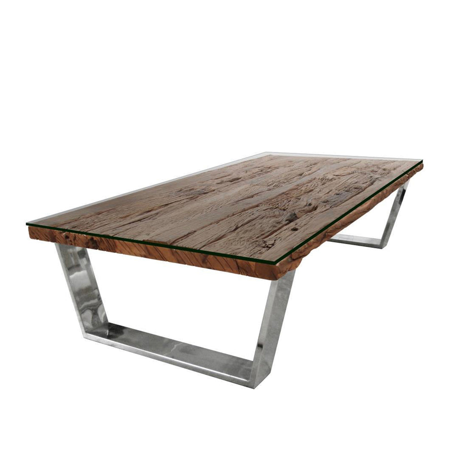 Rustic Rectangle Coffee Table - Conceptus Collection