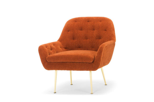 Brandy lounge chair