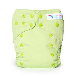 APPLE GREEN CLOTH NAPPY