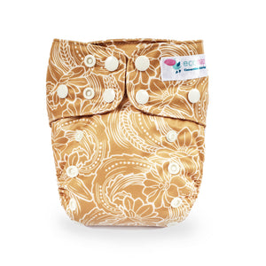 Desert Cactus Cloth Nappy