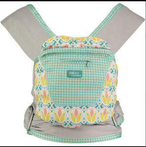 Caboo Cotton Blend Baby Carrier