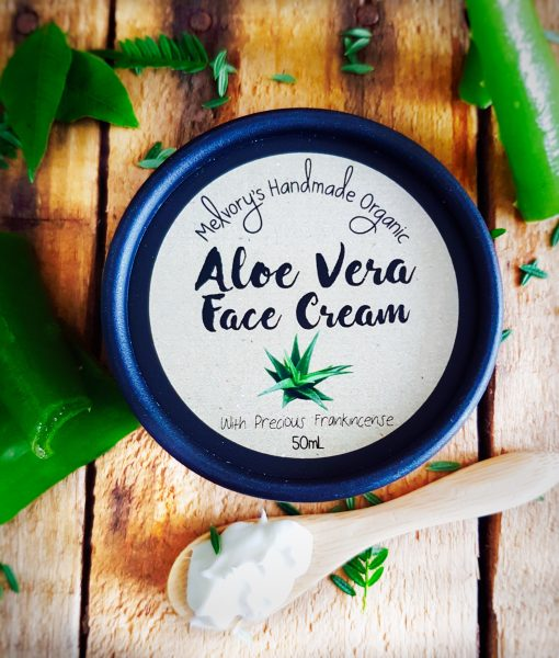 Aloe Face Cream (with Precious Frankincense)