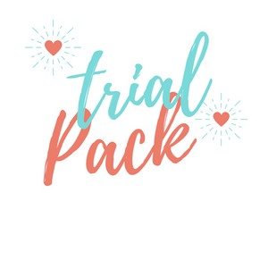 New to Cloth Trial Pack