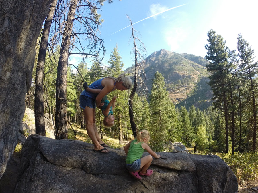 Bouldering with Kids | The ultimate parent survival GUIDE