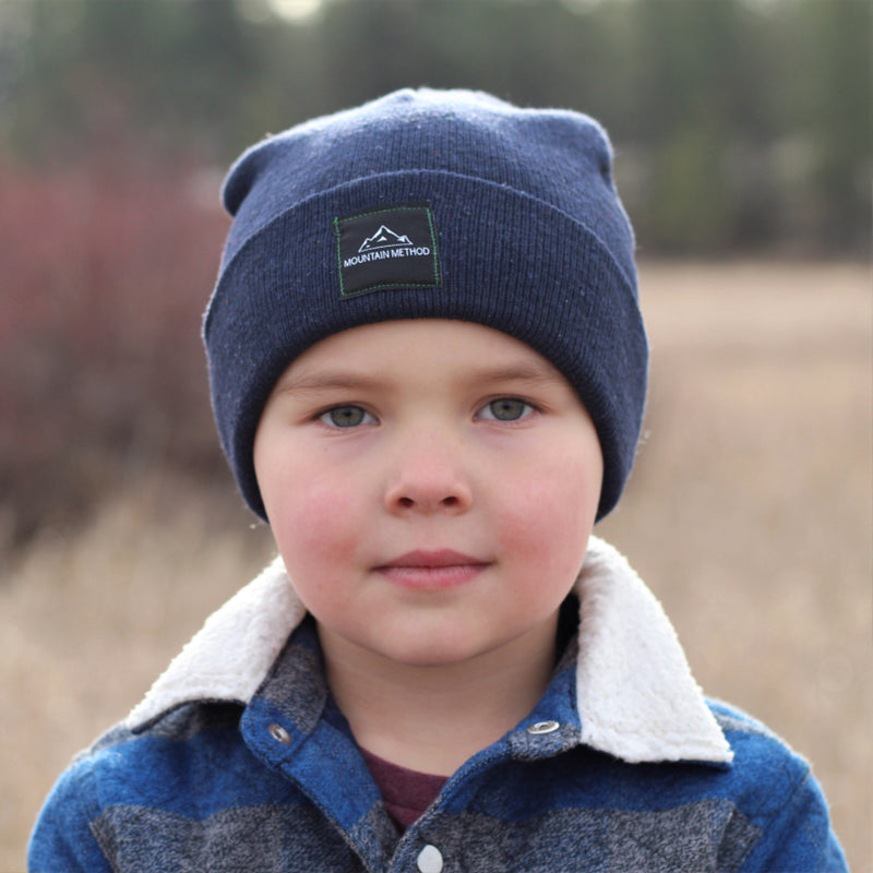 Mountain Method Kids Rainier Jr Beanie