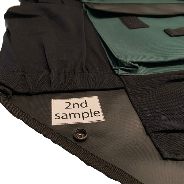 Factory Second Sample | The Boulder Caddy