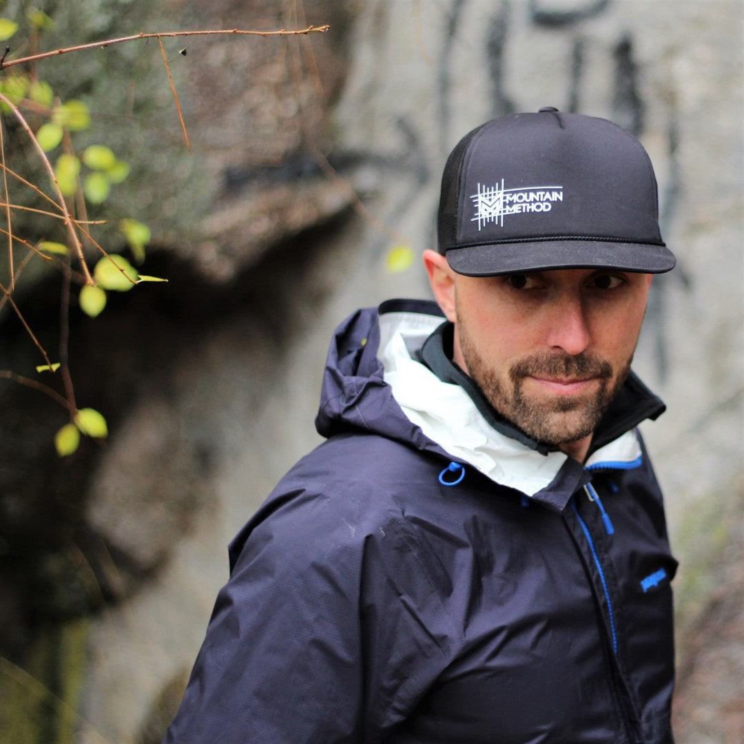 Forestland Trucker Hat | Black | Clothing