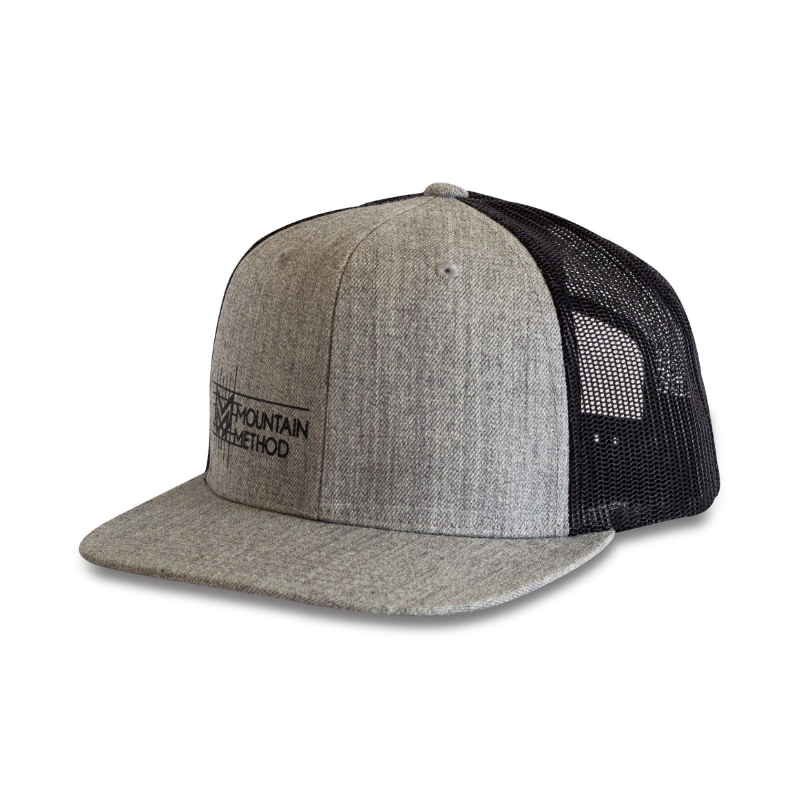 Granite Trucker Hat | Grey | Clothing
