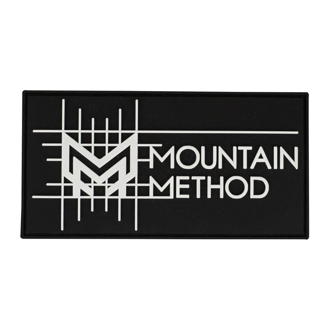 Mountain Method | Gridline Patch | Accessories