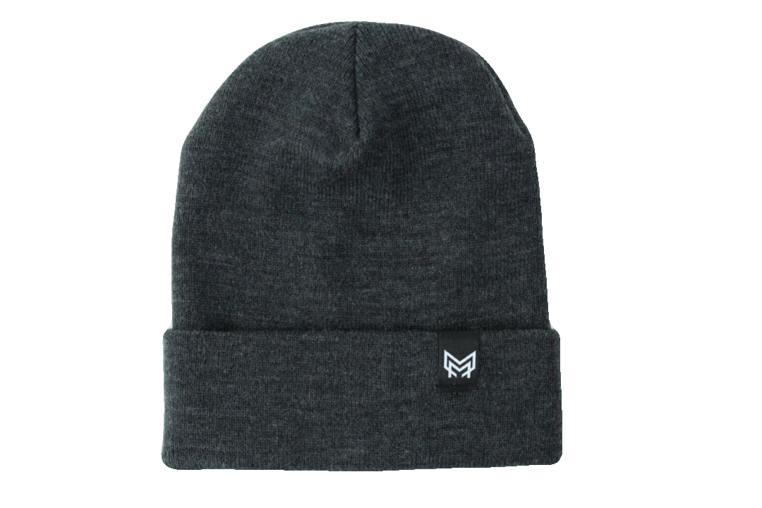 Mountain Method | Rainier Beanie | Charcoal