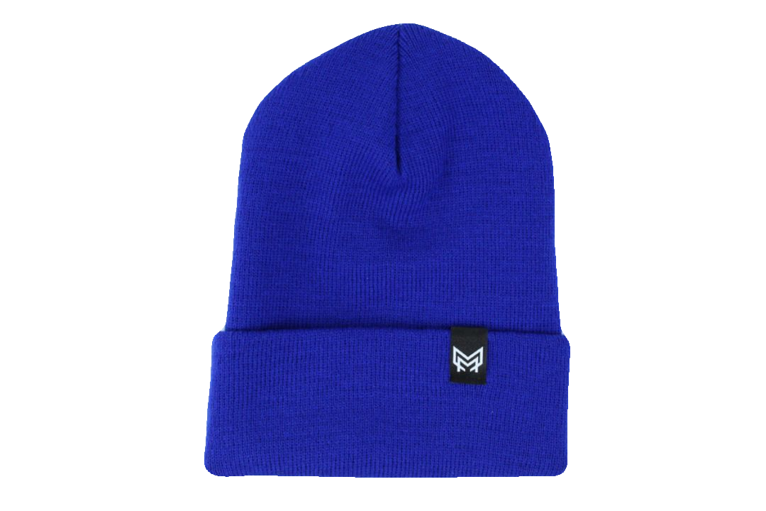 Rainier Beanie | Royal Blue | Mountain Method