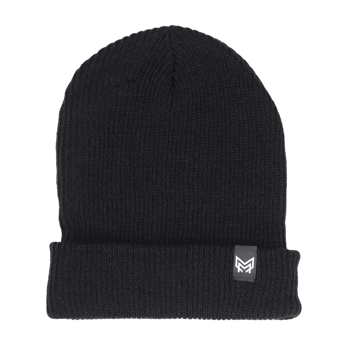 Mountain Method Snowqualmie Slouchy Beanie Black