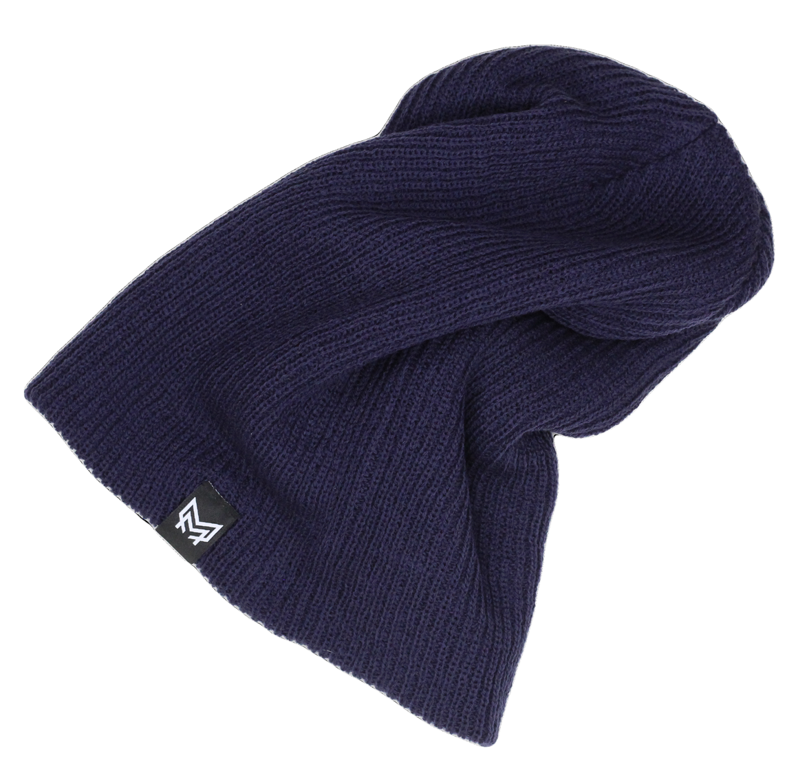 Snoqualmie Beanie | Slouchy | Navy