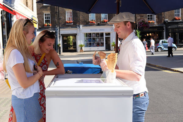 Field's Gelato event launch hire
