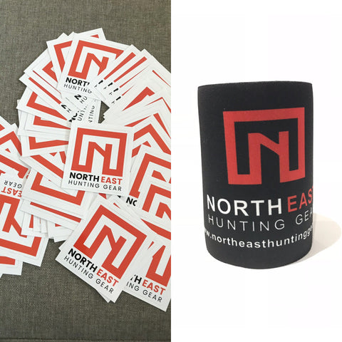 Stickers, Stubby Holders & Gift Vouchers