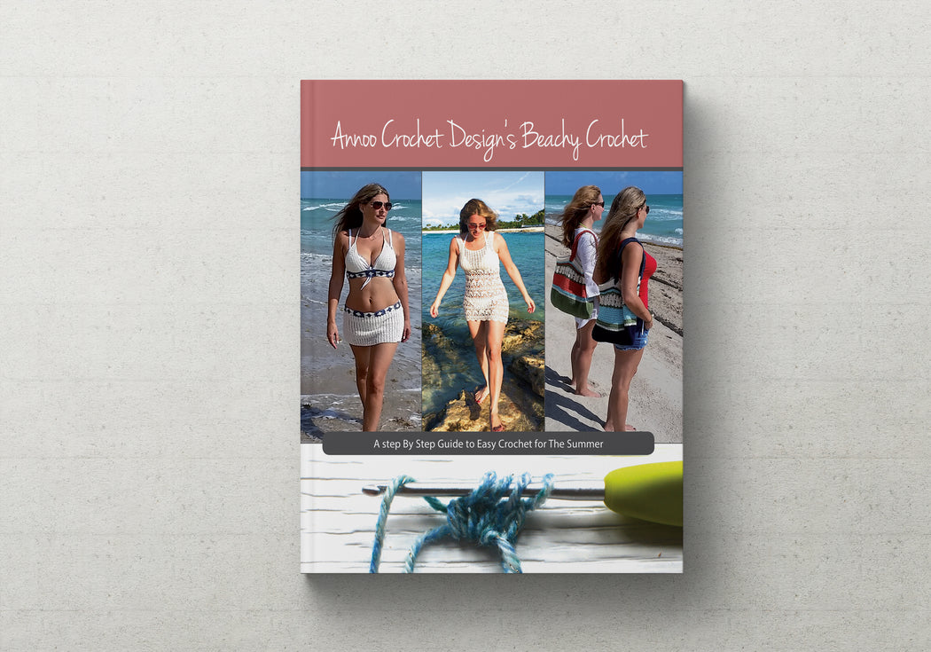 My  Crochet Book (Hard Cover)