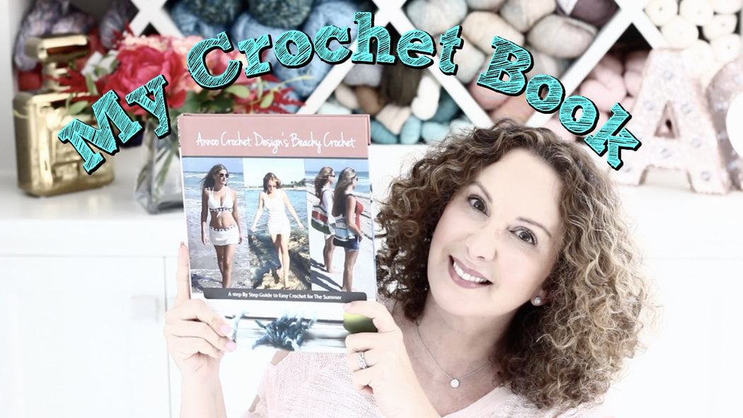 My  Crochet Book (Soft Cover)