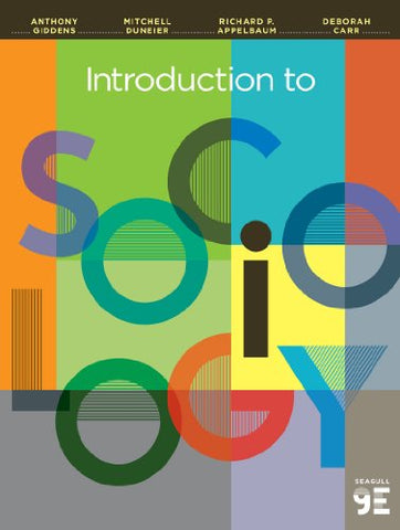 Introduction To Sociology (Seagull Ninth Edition)